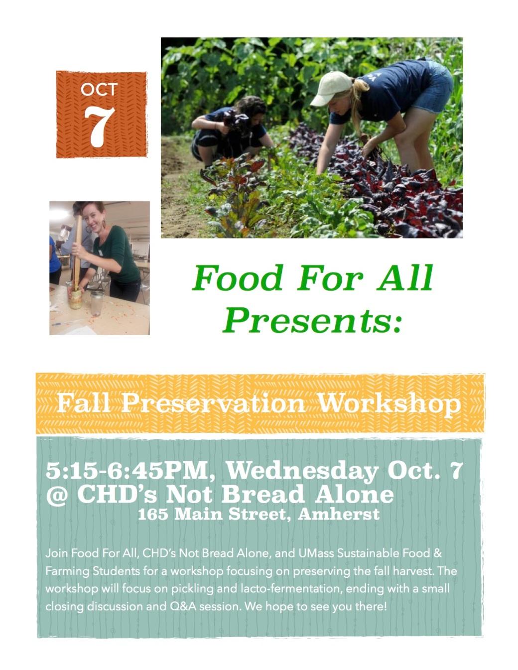 Fall Preservation Workshop Flyer-2